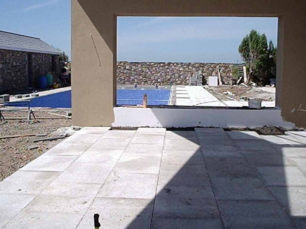 16a-landscape-gardener-landscaping-company-swimming-pool-garden-construction-paving-patio-landscapers-granite-natural-stone-design-kent-before 16