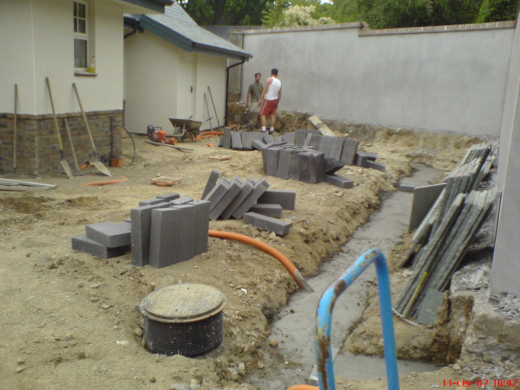 9a-groundworks-footings-foundations-landscapers-landscaping-company-landscape-gardener-before-photo-design-east-sussex-before 9