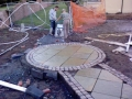22a-garden-construction-groundworks-paving-natural-stone-cobble-landscapers-edging-landscaping-company-landscape-gardener-patio-foundations-design-surrey-before-5