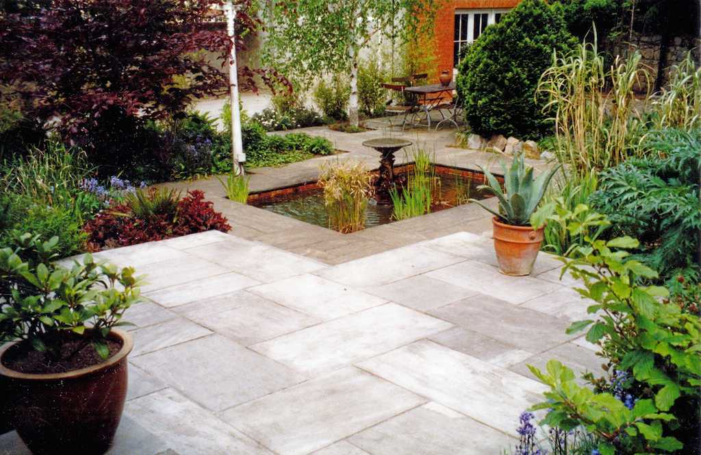 20-patio-paving-natural-stone-garden-pond-water-feature-planting-flower-beds-back-landscaping-company-landscape-gardener-design-kent