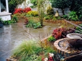 25-garden-back-paving-patio-natural-stone-indian-sandstone-brick-wall-capping-landscapers-planting-colour-water-feature-landscaping-company-landscape-gardener-kent