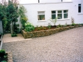 33-driveway-pebble-gravel-raised-beds-planting-brick-wall-capping-planting-trees-landscapers-front-garden-landscaping-company-landscape-gardener-south-london