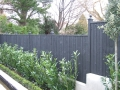 painted-fence-timber-garden-feature-plastered-wall-raised-bed-box-hedging-planting-landscaper-landscape-gardener-landscaping-company-design-west-sussex