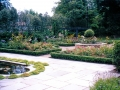 5-water-feature-pond-italian-garden-paving-patio-natural-stone-wall-indian-sandstone-raised-beds-planting-flower-box-hedging-pergola-feature-design-landscaping-company-landscape-gardener-kent