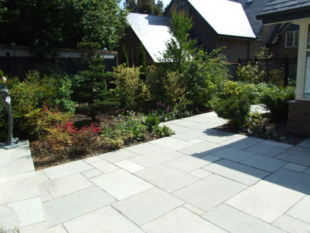 Natural Stone Paving Serenity Landscaping Kent