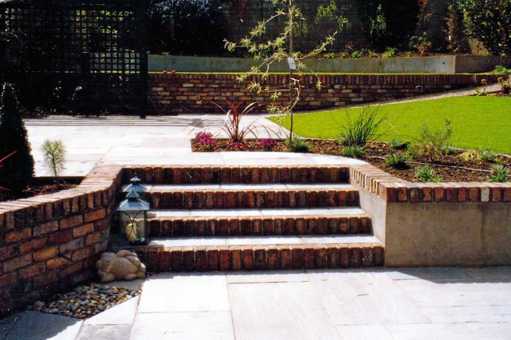 Raised Beds Amp Terracing Serenity Landscaping Kent